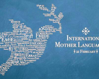 Giornata internazionale della lingua madre: persone, oltre che parole
